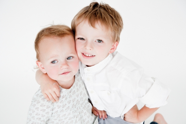 brat z siostrą:-) zdjęcie : Mimi photography