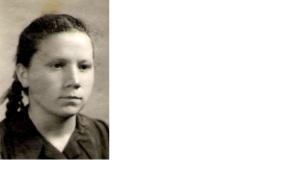 Moja babcia Krysia_rok 1949