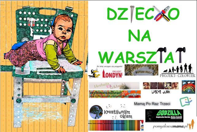 Dziecko na warsztata - plakat (1)
