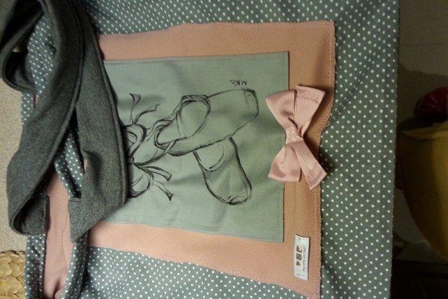 torba dla baletnicy