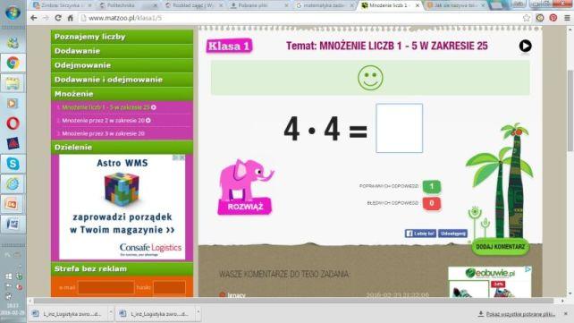 zadanie on line matematyka_small